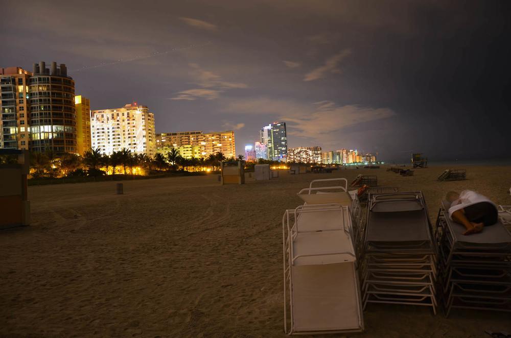 Colourful Miami Beach.