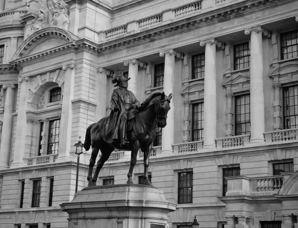 Whitehall,London.