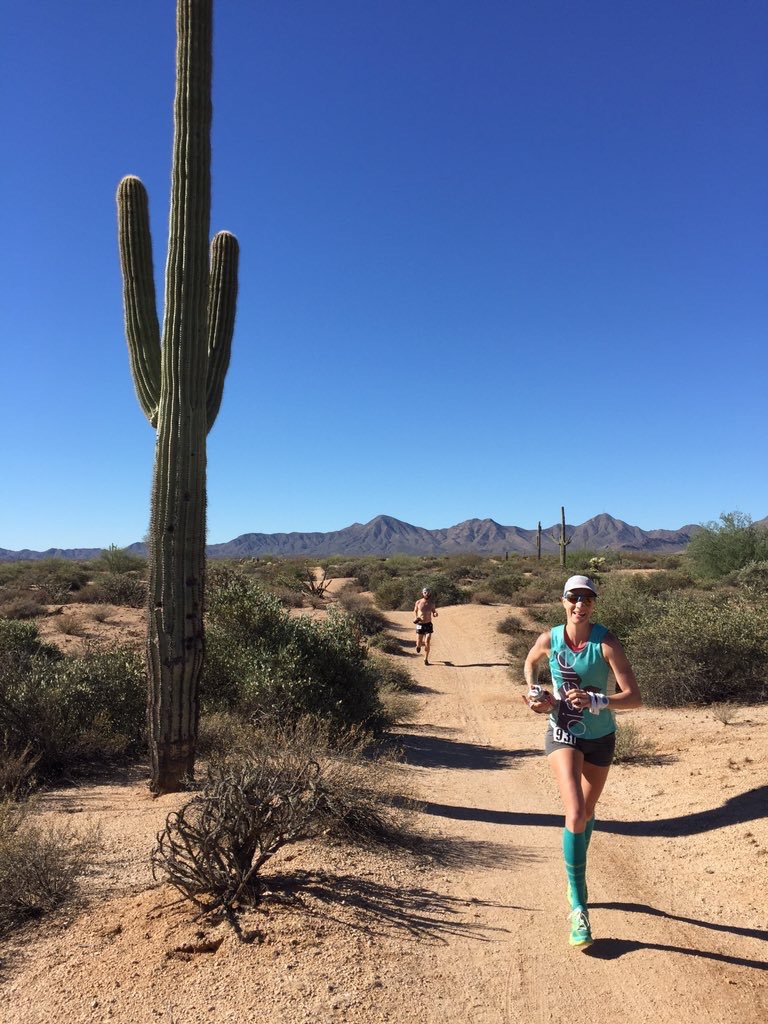 Photo by Aravaipa running.
