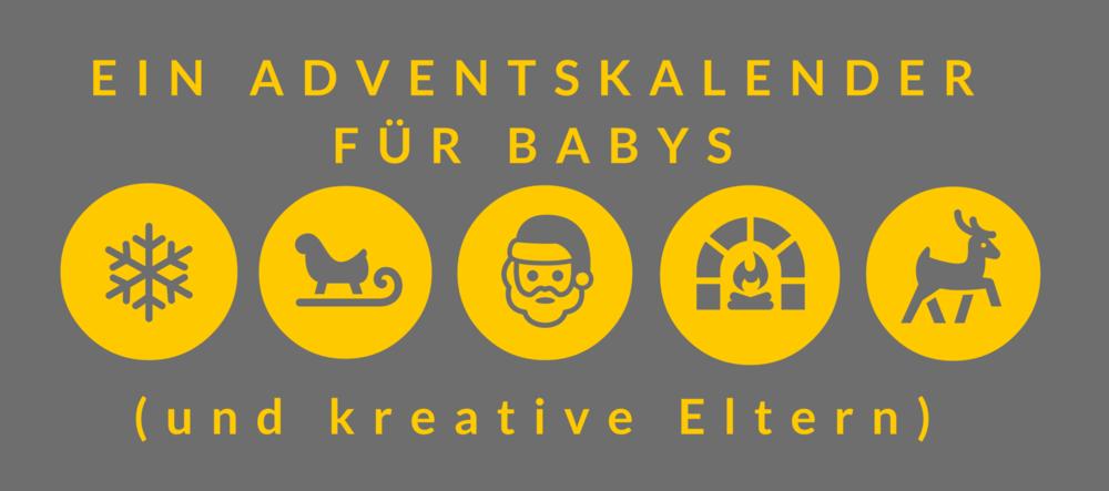 adventskalender fuer babys