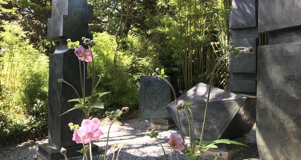 Barbara Hepworth Sculpture Garden Horticulture Gardener Cornwall