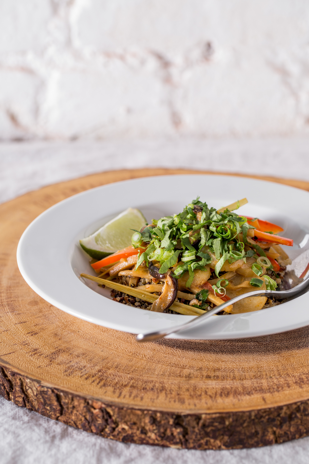 Vegetable Curry. Photo by Sarah Crowder.