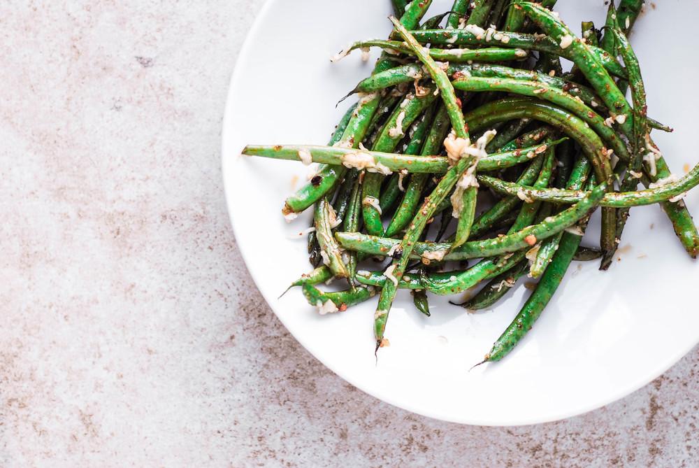 Crispy Green Beans. Photo by Jenny Dorsey.