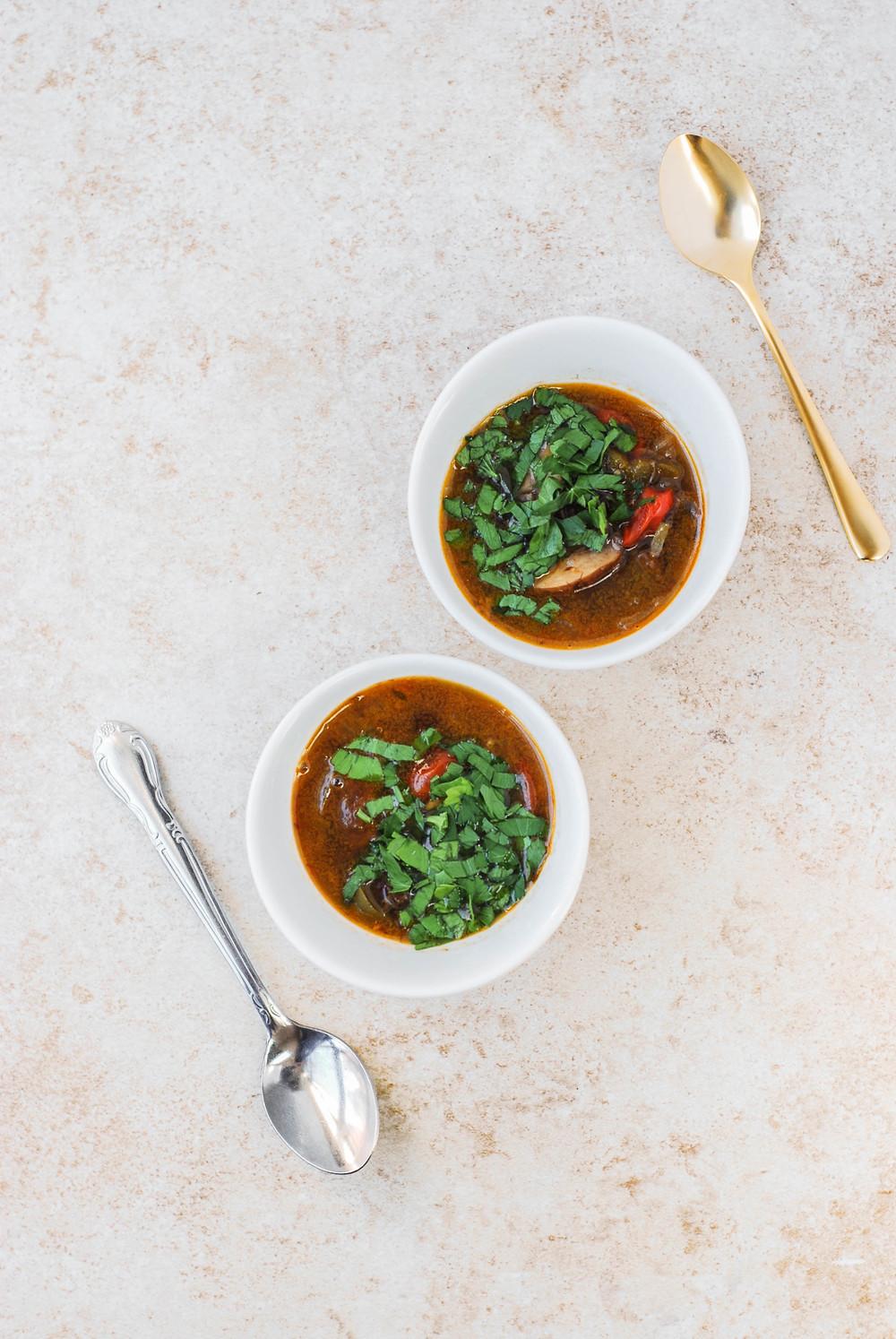 Black Bean Chili. Photo by Jenny Dorsey.