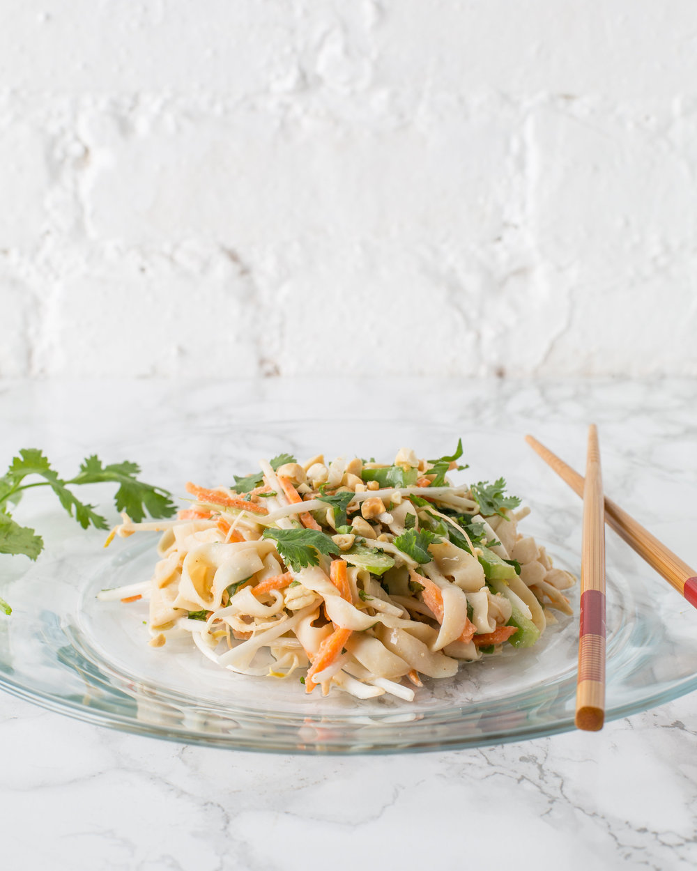 Pad Thai Salad. Photo by Sarah Crowder.