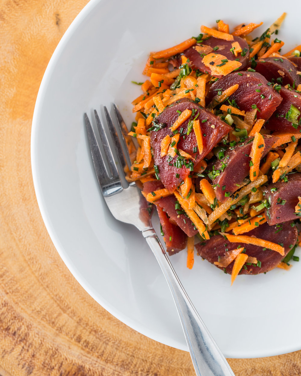 Zesty Beet & Carrot Salad