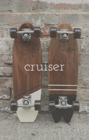 Custom classic skateboards - Handmade in California