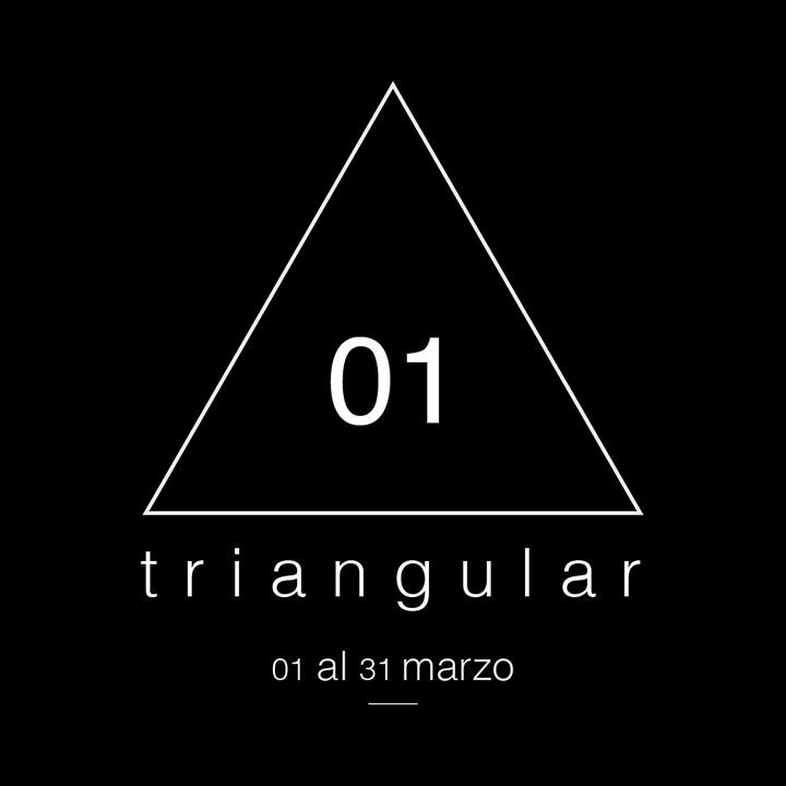 triangular 01 // del 01al 31 de marzo de 2015.