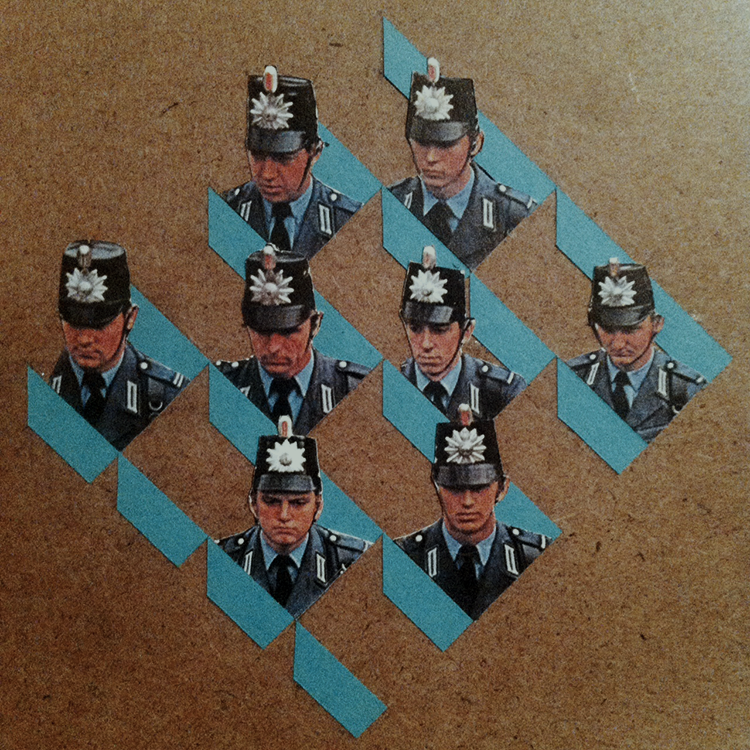 ajedrez (fuck the police) //  maria claudia escalona // 125 minutos.