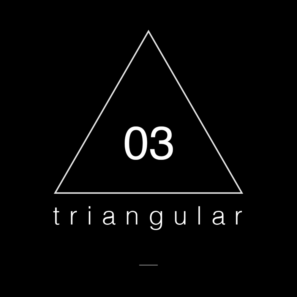 triangular 03 // del 01 al 30 de junio de 2015.
