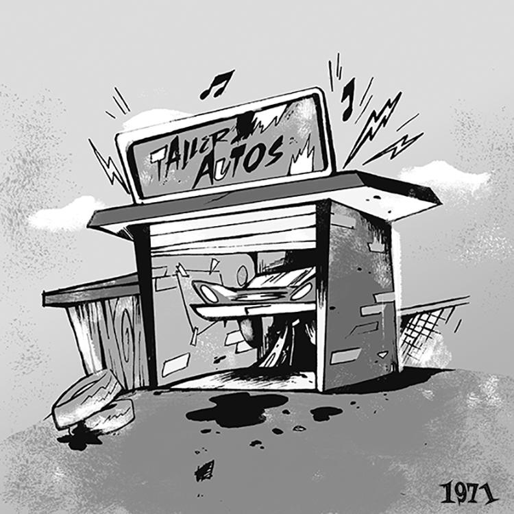 día soleado 1971 // carlos rodriguez // 120 minutos.