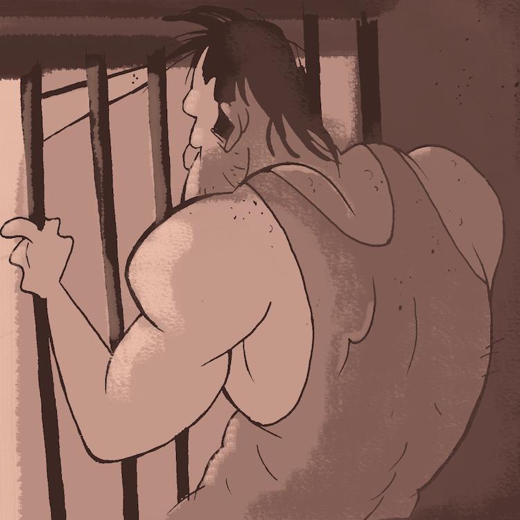 en prisión //  carlos rodriguez // 36 minutos.