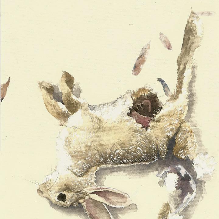who framed roger rabbit // mandy anselmo // web - instagram