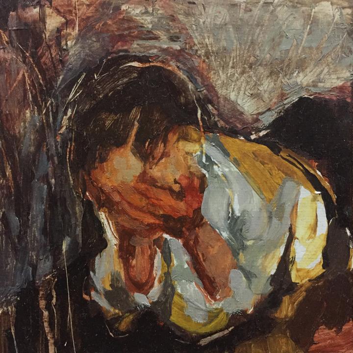 hombre en llanto // jhonathan aguiar // instagram