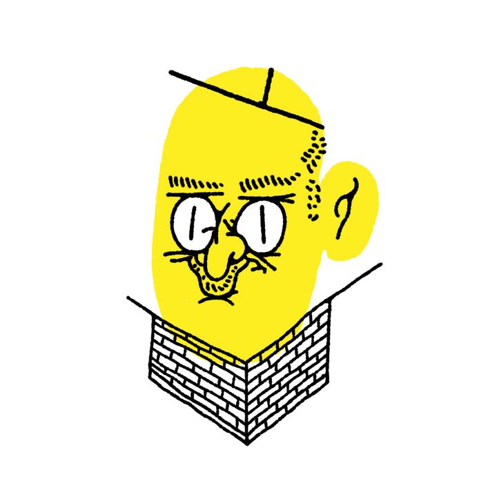 talk to the wall // daniel odoardi // flickr - instagram
