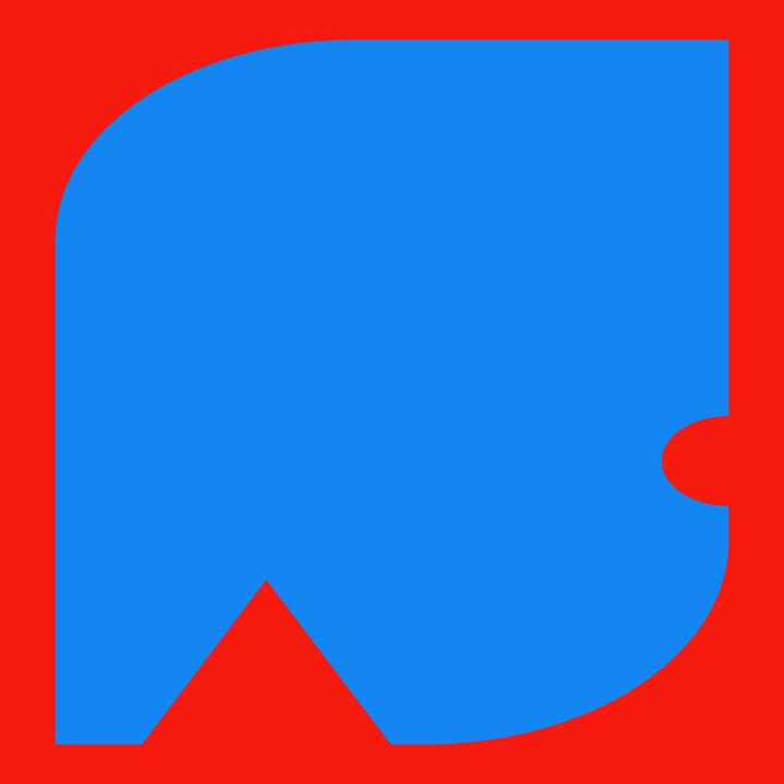 azul y rojo, homenaje a gerd leufert  // javier vivas // instagram    formas concretas : esta serie es la síntesis fundamental entre las posibilidades de la luz y la materia como resultado de haber entendido la pintura como una cuestión experimental, entendiendo esto, presento variaciones pictóricas que mantienen un carácter escultórico como forma y por su asociación a ambientes, letras, espacios, etc pero siempre transmitiendo una necesidad de generar diálogos entre elementos básicos para entender las relaciones de figura y fondo.