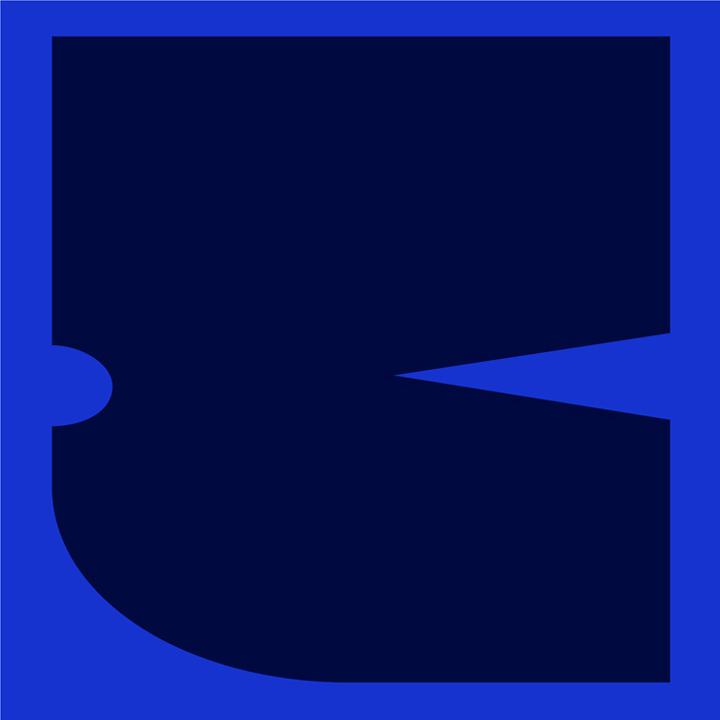 monocromo azul, homenaje a gerd leufert  // javier vivas // instagram    formas concretas : esta serie es la síntesis fundamental entre las posibilidades de la luz y la materia como resultado de haber entendido la pintura como una cuestión experimental, entendiendo esto, presento variaciones pictóricas que mantienen un carácter escultórico como forma y por su asociación a ambientes, letras, espacios, etc pero siempre transmitiendo una necesidad de generar diálogos entre elementos básicos para entender las relaciones de figura y fondo.