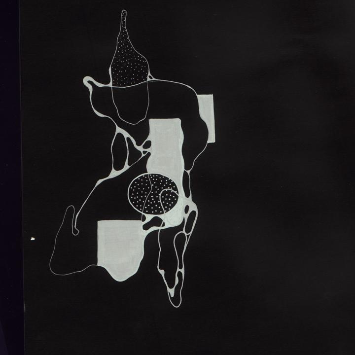 contención 4  // jose luis hernández // web - instagram    módulos en negativo / sistemas de fluidez : la representación del vacío como punto de partida para el nacimiento de sistemas vivos. Sistemas vivos relacionados con la nostalgia, los recuerdos, creencias y la dinámica incomprensible de la fluidez. Es probablemente un manual para entender el ecosistema mental.