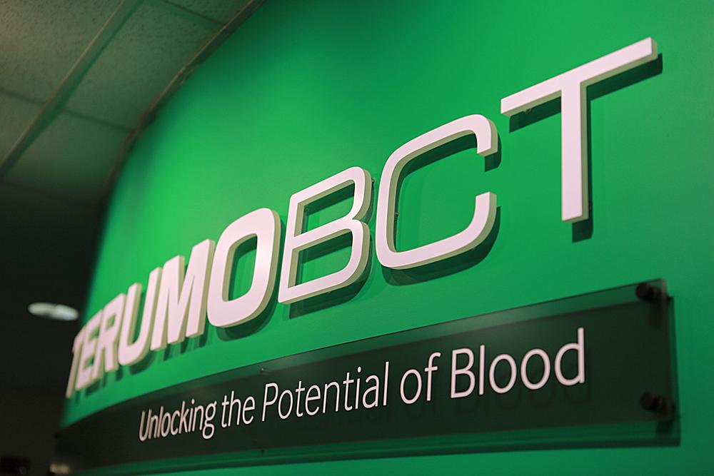 Terumo BCT  Environmental Design