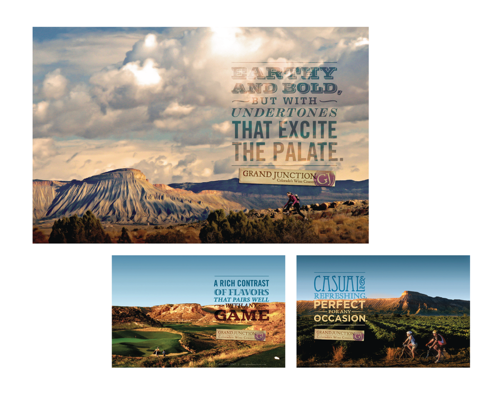 Client: Grand Junction Tourism Board   Agency: Hill Aevium