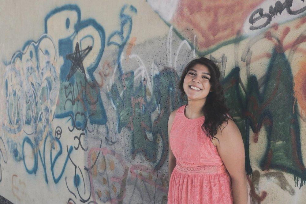 Lizeth Arteaga- health advocate