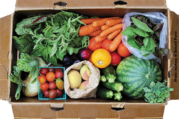Farm To Clinic - Prescription for Fresh Fruits and Vegetables through Community Supported Agriculture