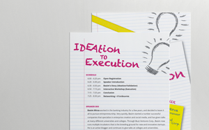 Discover Series: Ideation to Execution