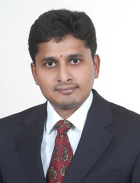Viswa Chevendra, VP, India Operations