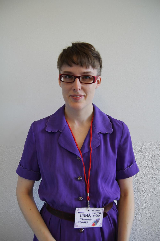 Tinna Þorvaldsdóttir Önnudóttir