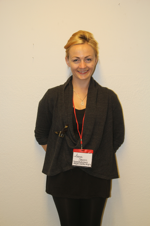 Anna Sæunn Ólafsdóttir