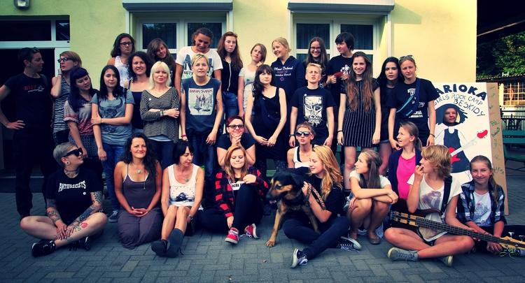 Sjálfboðaliðahópur+Karioka+Girls+Rock+Camp.jpeg