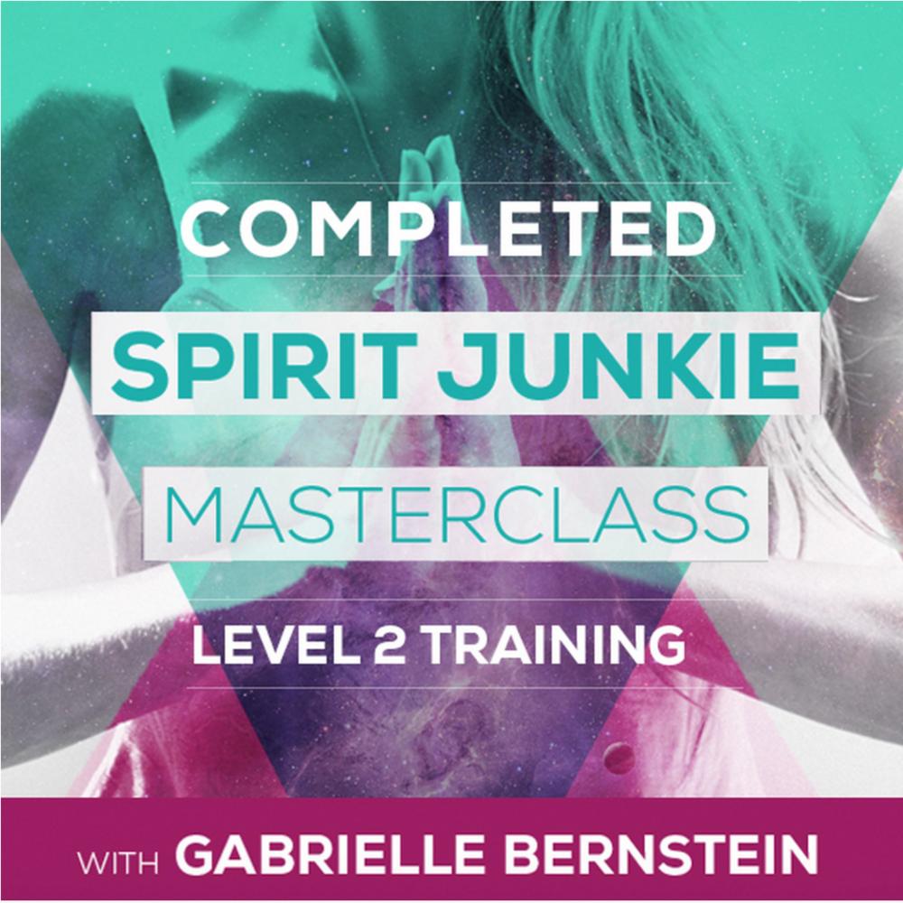 spirit junkie masterclass