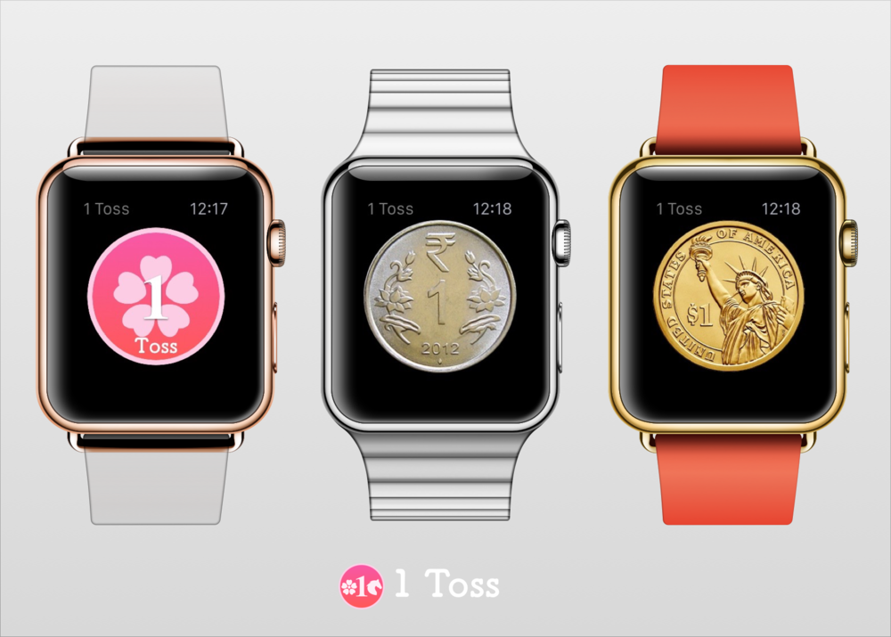 Available for Apple Watch.