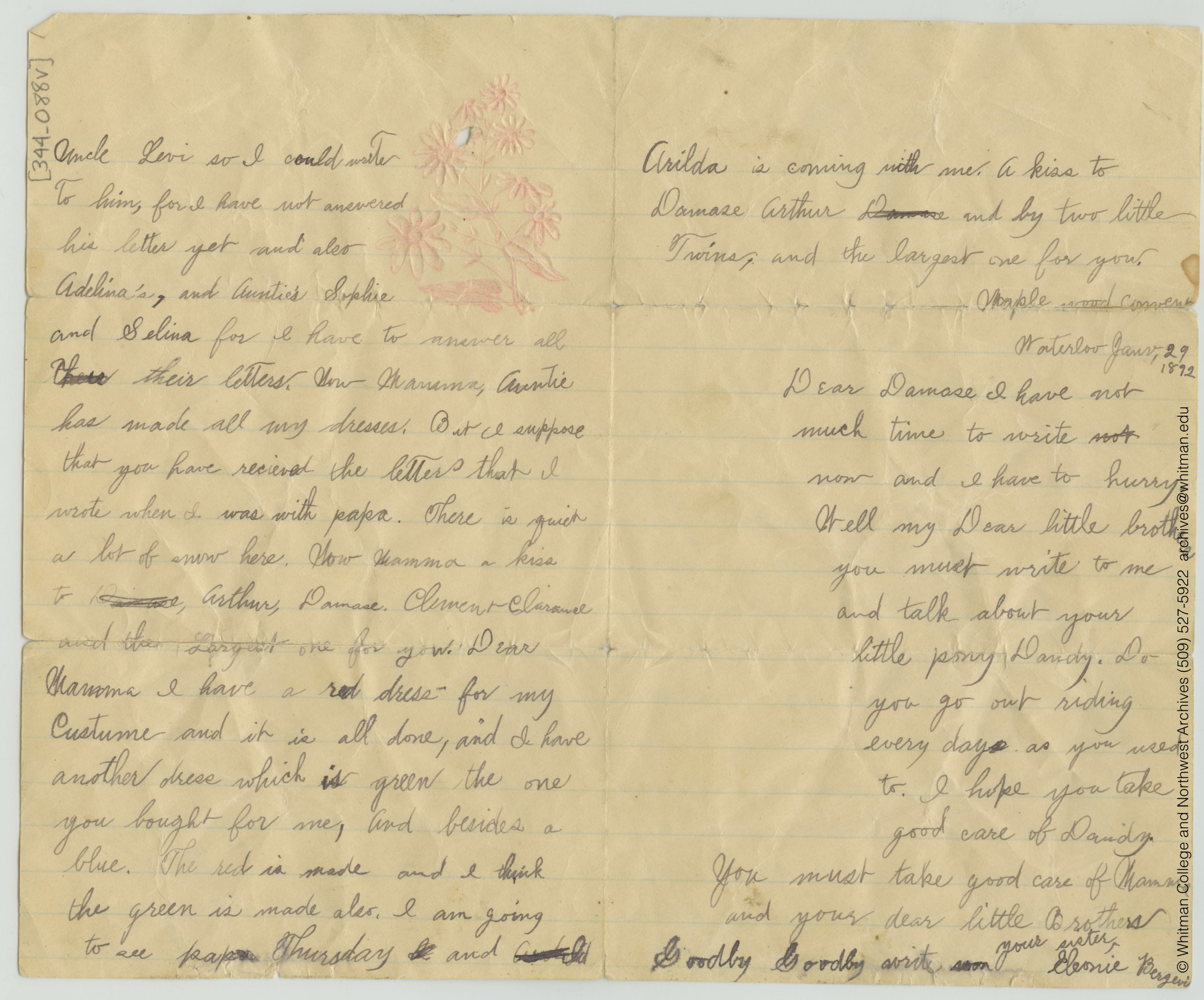"""Dear Cousin, dear Aunt…"""" Letter writing children and the"""