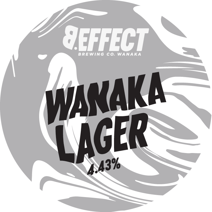 B.Effect Wanaka Lager Tap Badge.png