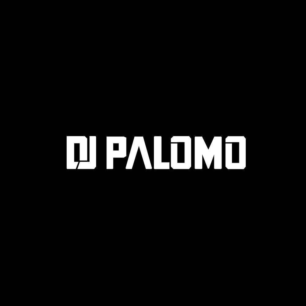 Diseño imagen para DJ PALOMO