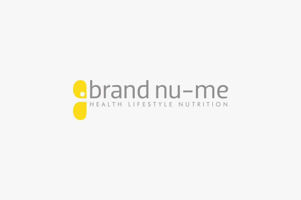 Brand Nu-Me Tunbridge Wells Logo Design