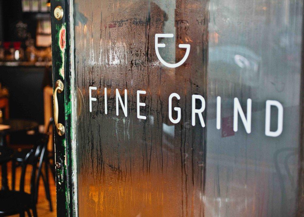 Fine Grind -