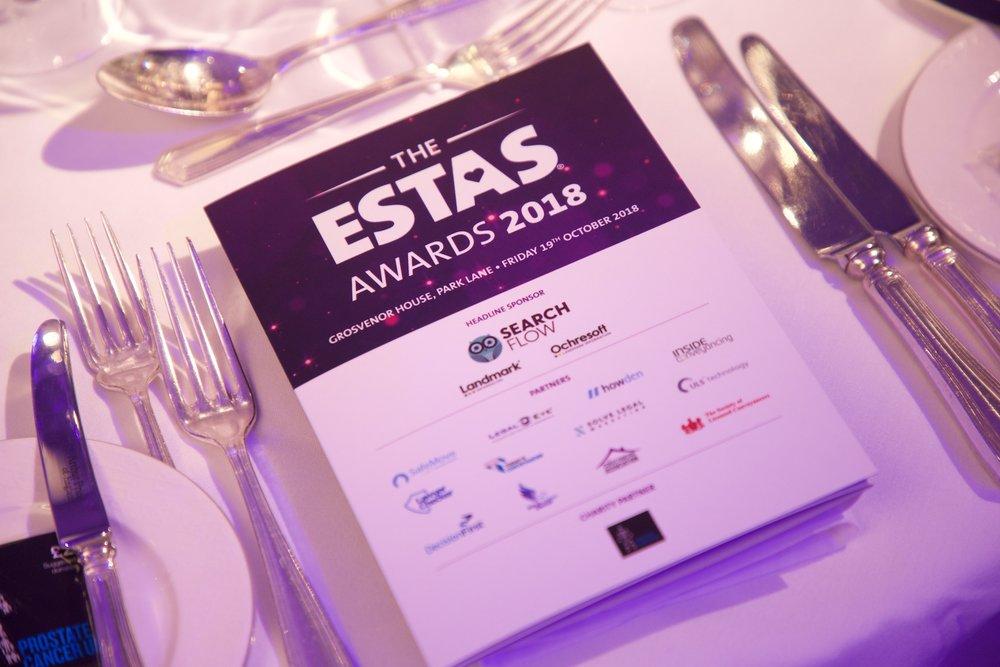 Design for events, programme and menu design, London, United Kingdom