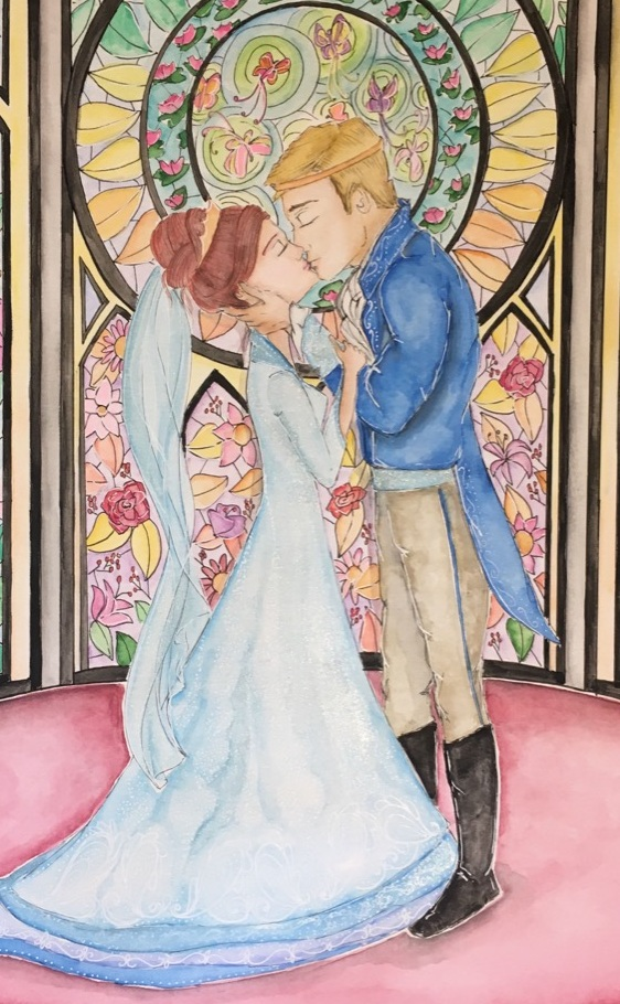Wedding Kiss from Beauty & the Beast