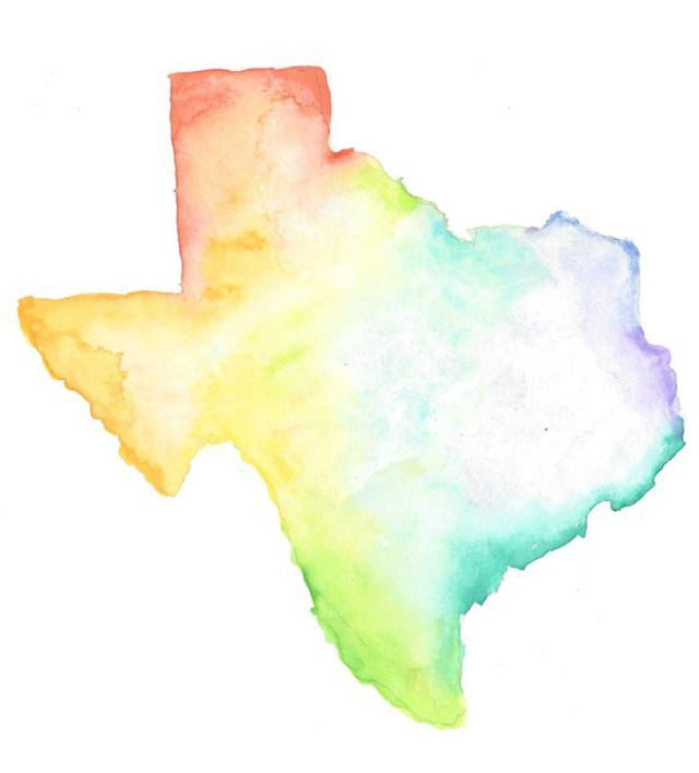 Texas Watercolor