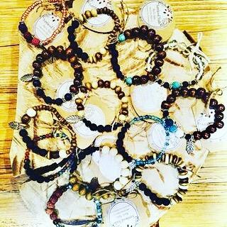 Lava Bead Diffuser Bracelets