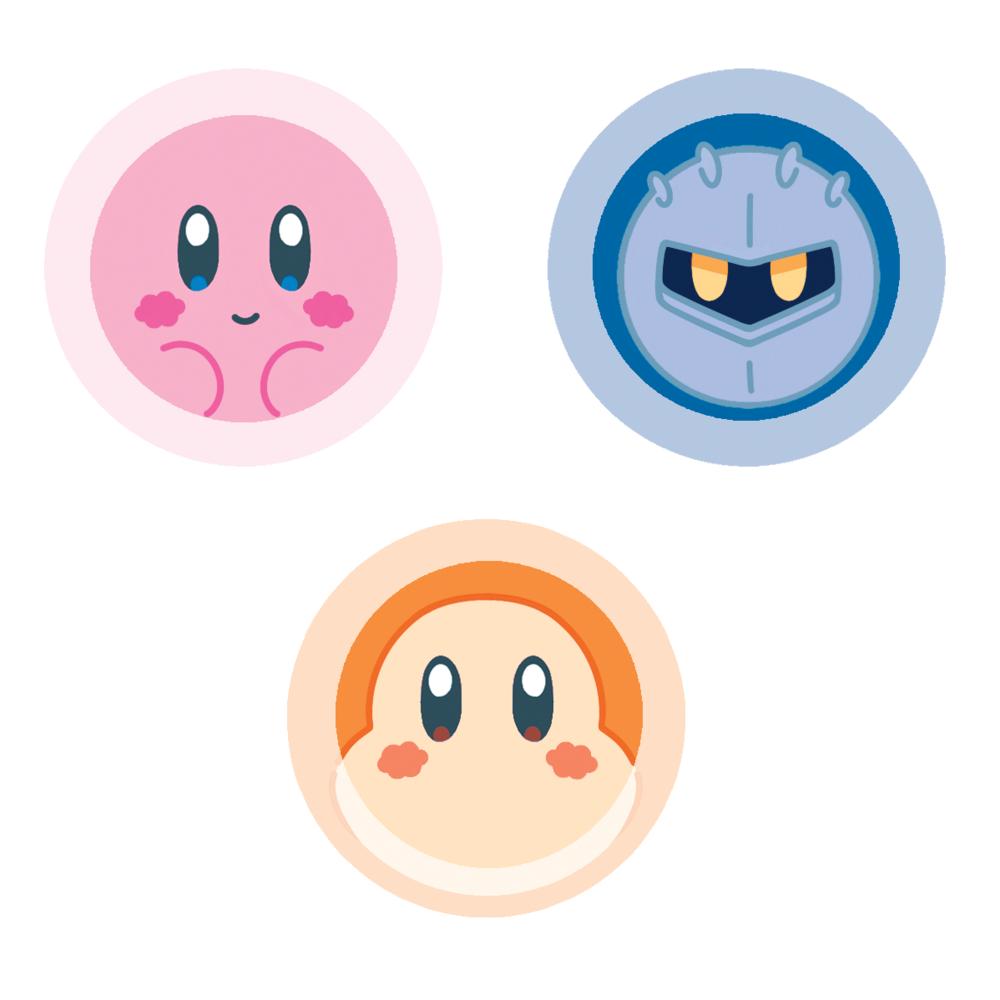 "Kirby Set 1.25"""
