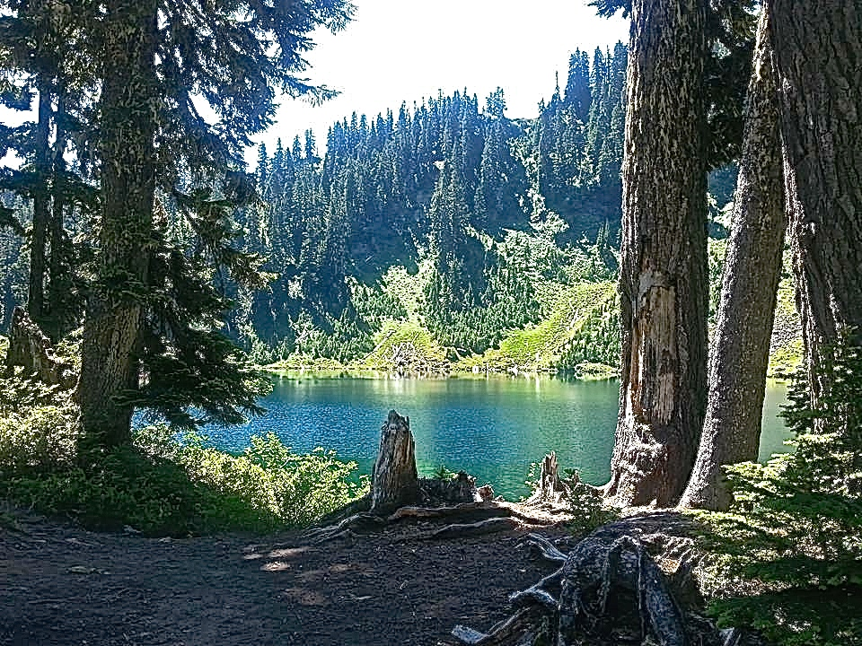 Blue Lake Dock Butte.JPG