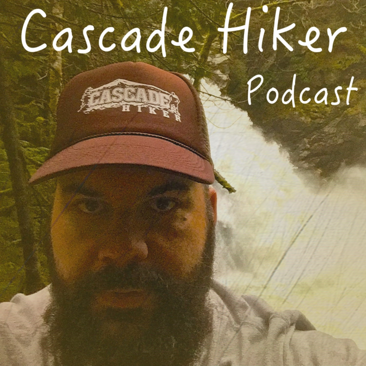 Cascade Hiker Podcast - Inspiring you to get on the trail and hike