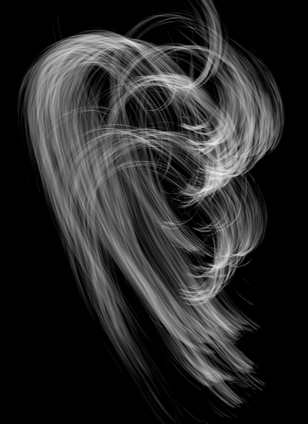 Movement II , 2012 Archival Pigment Print 30 x 22 inches