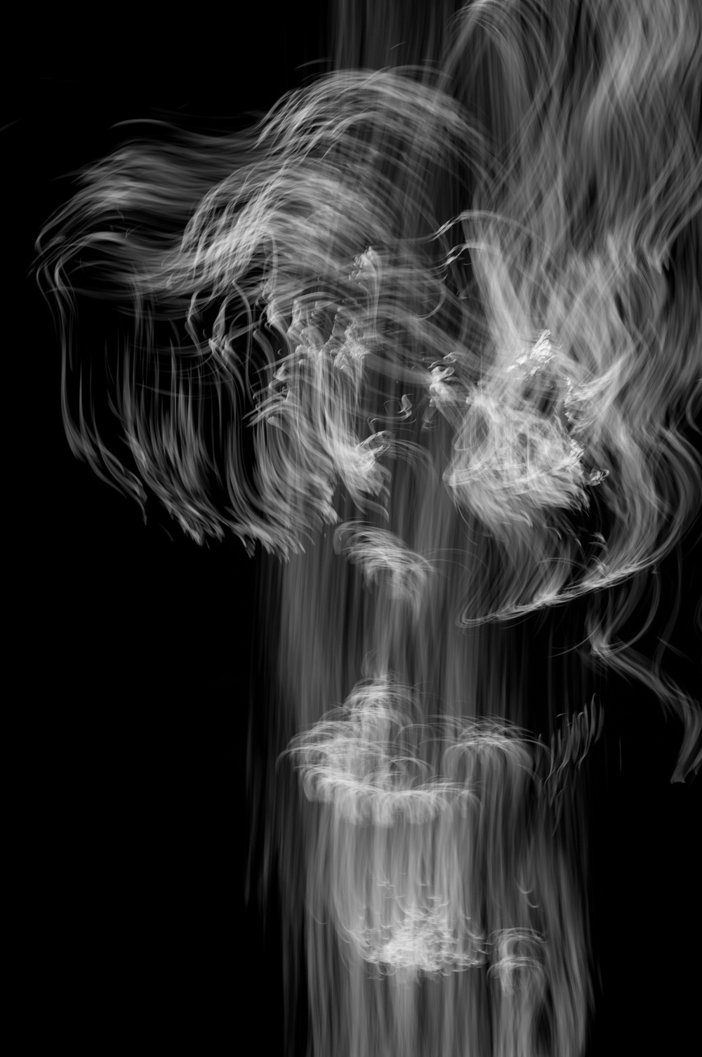 Movement VI , 2012 Archival Pigment Print 30 x 20 inches
