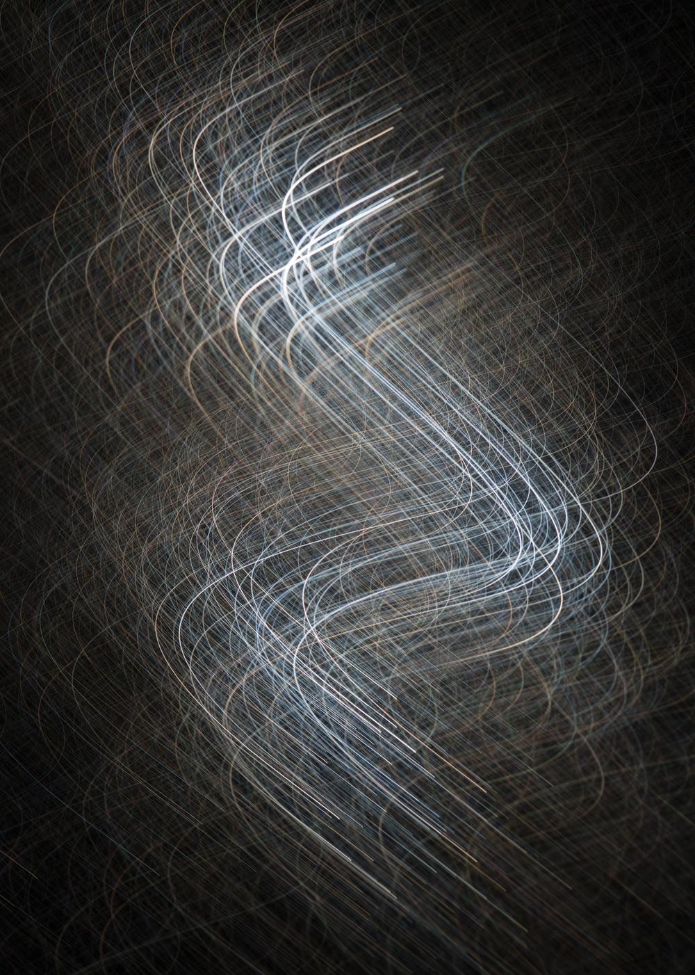 "Lines IV , 2012 Archival Pigment Print 40 x 30"""