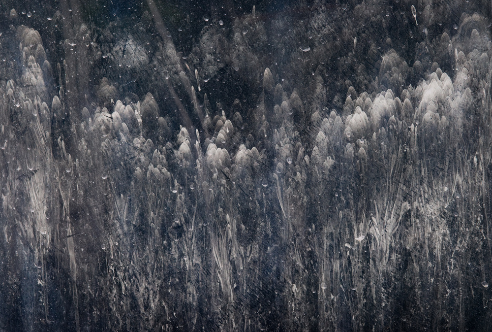 Salt Patterns,  2012 Archival Pigment Print 20 x 30 inches