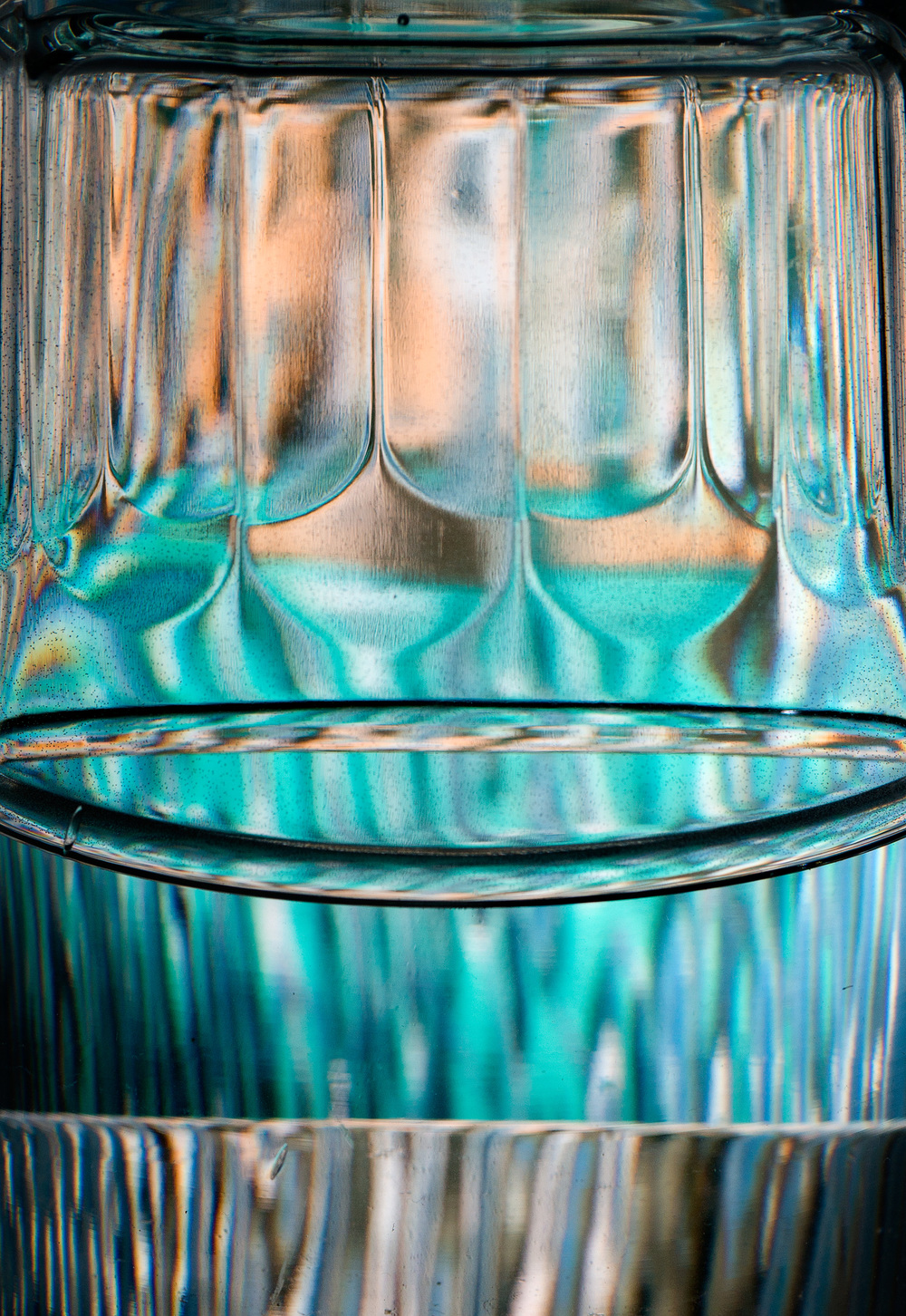 Refraction Study III,  2015 Archival pigment print 20x30 inches